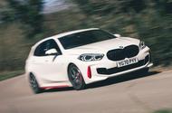1 BMW 128ti 2021 LT hero front