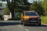 1 Dacia Sandero Stepway 2021 LT lead
