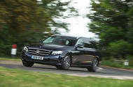 Mercedes E300de 2019 long-term review - hero front