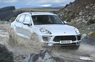 Best cars of 2014 - Porsche Macan