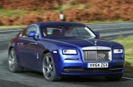 Best cars of 2014 – Rolls-Royce Wraith
