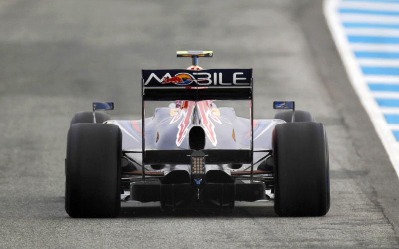 Red Bull reveals RB6 F1 car
