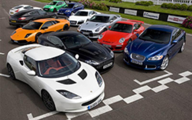 Evora is UK's Best Driver's Car
