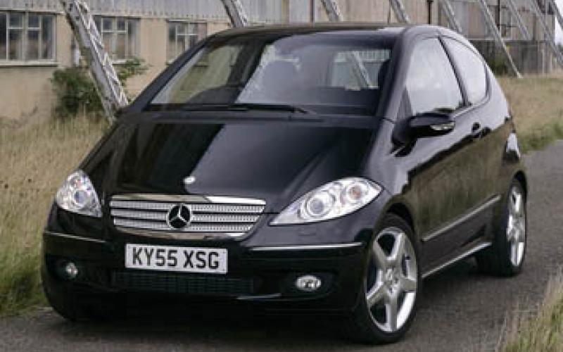 Mercedes A200 Turbo