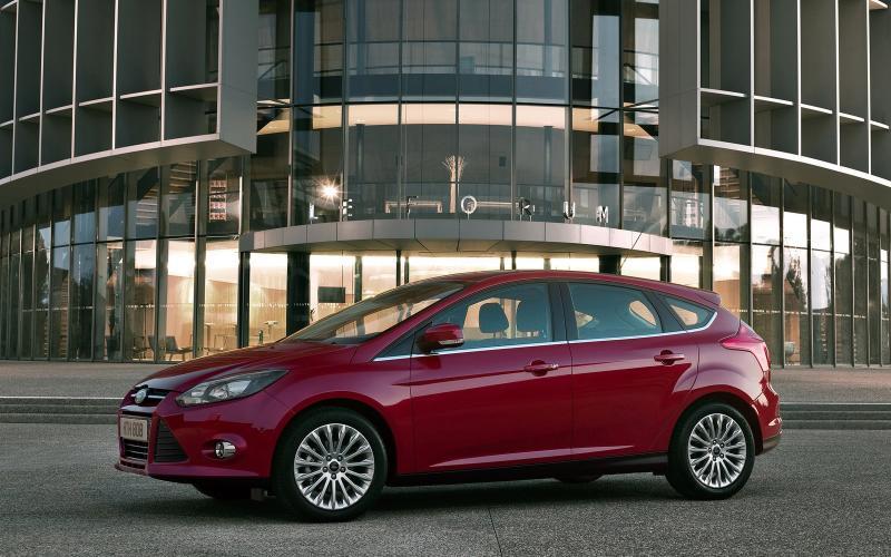 Ford Focus 2.0 TDCi Titanium X