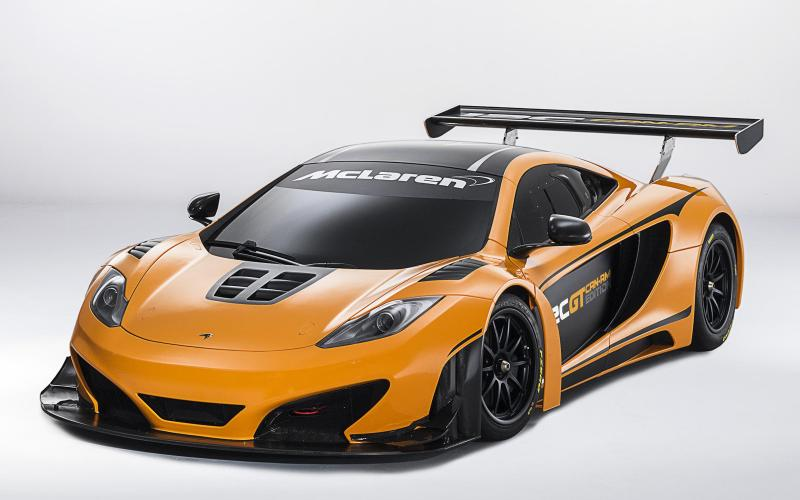 McLaren 12C-based 458 Speciale rival planned