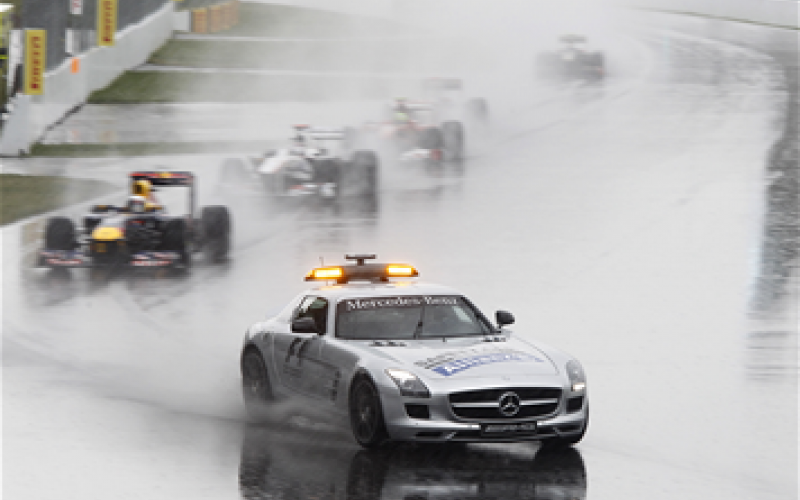 Mercedes F1 to promote AMG