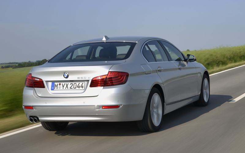 BMW 530d Luxury facelift first drive review