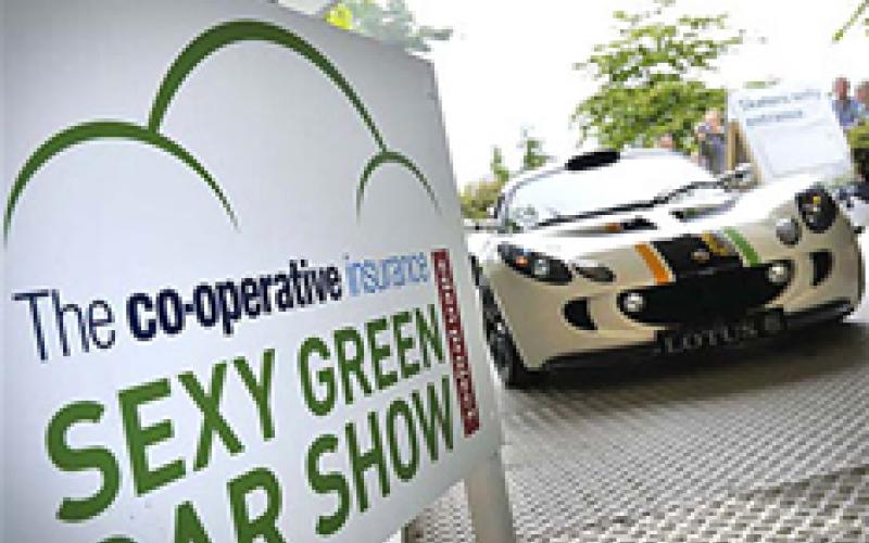 Green car show cancelled