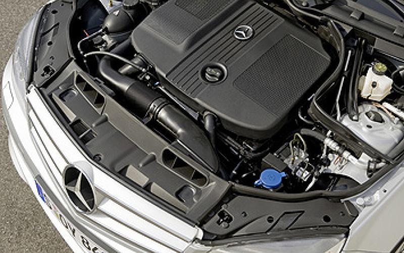 Mercedes C250 CDI BlueEfficiency