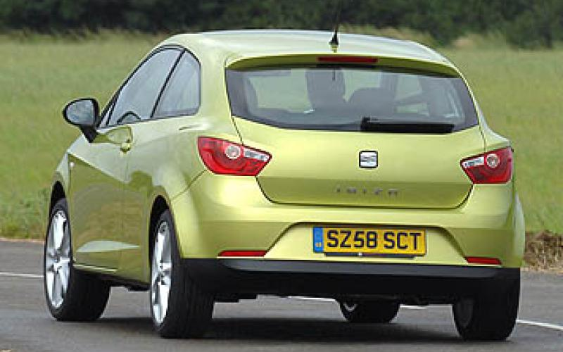 seat ibiza 1 4 16v sport 3dr autocar. Black Bedroom Furniture Sets. Home Design Ideas