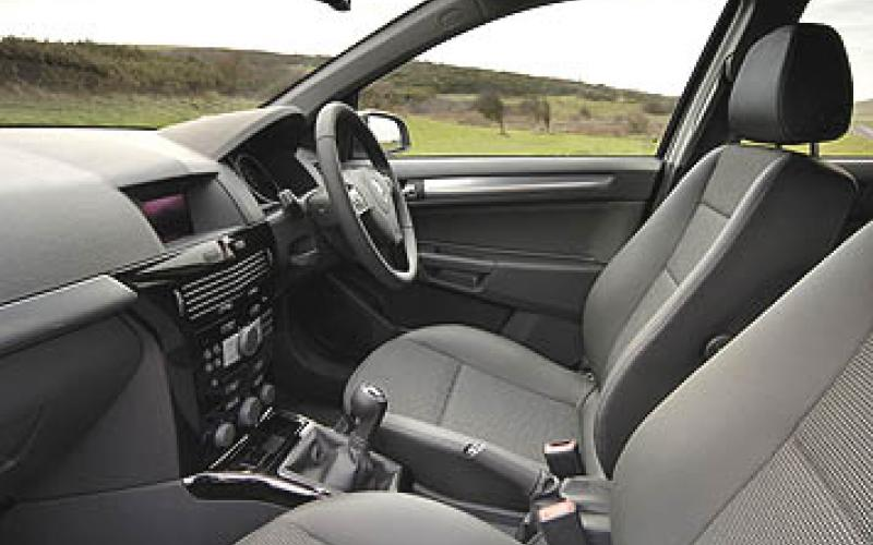 Vauxhall Astra 1.7 CDTi ecoFlex