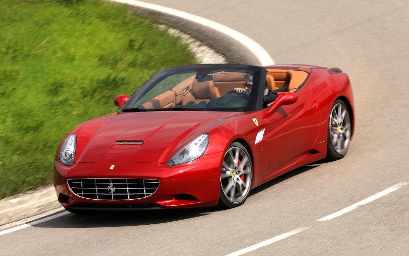 Ferrari California HS 4.2 V8