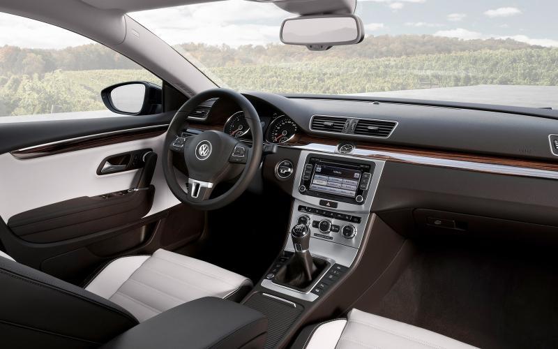 Volkswagen CC GT 2.0 TDI