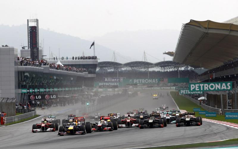 Formula 1: highlights of 2011