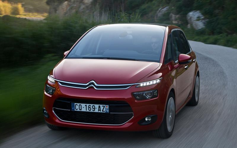 2013 Citroën C4 Picasso 1.6 e-HDi first drive review
