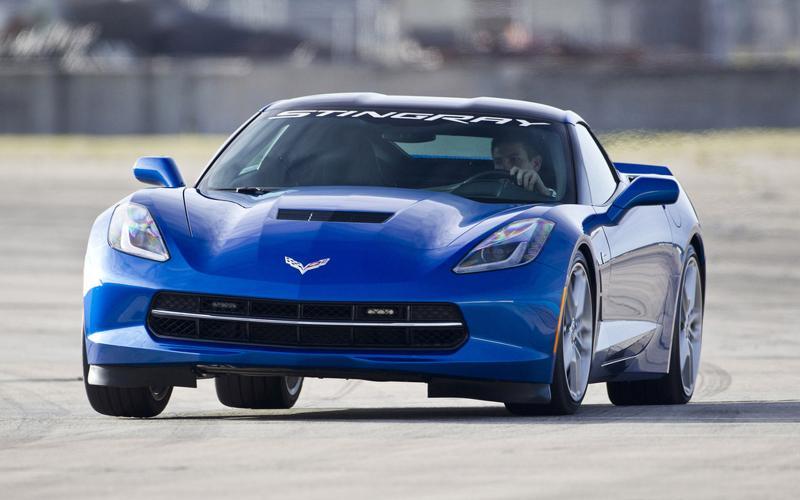 New Chevrolet Corvette Stingray to get a race-inspired data recorder