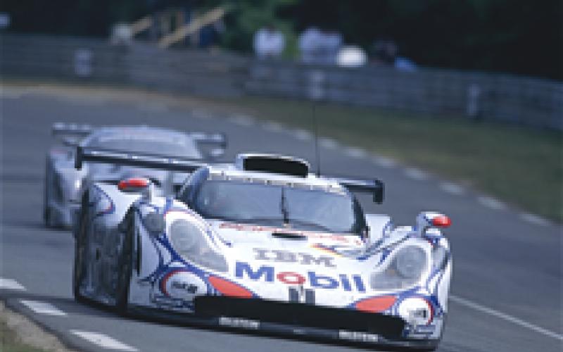 Porsche drops Le Mans hint