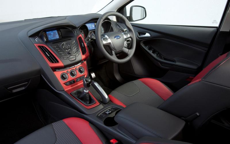 Ford Focus 2.0 TDCi Zetec S