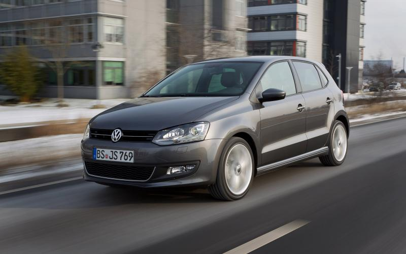 Volkswagen Polo 1.4 TSI ACT