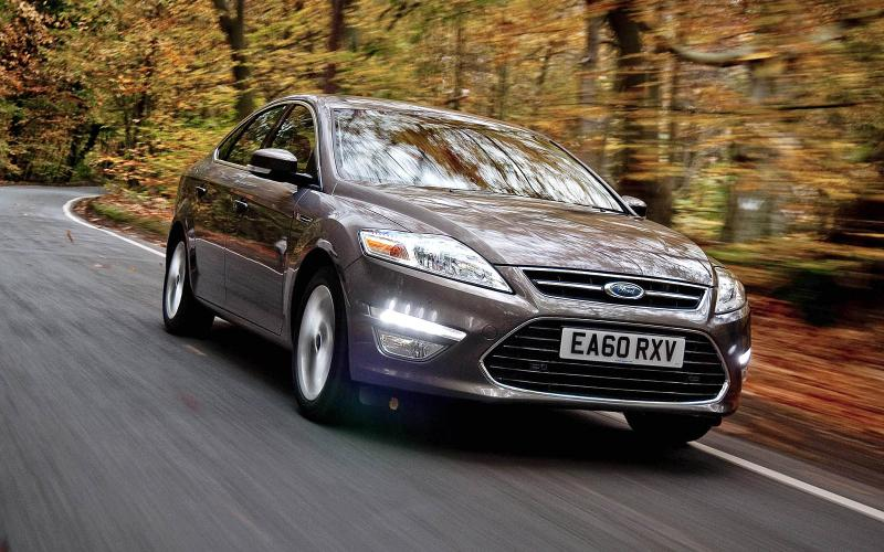 Ford Mondeo 2.0 TDCi 163