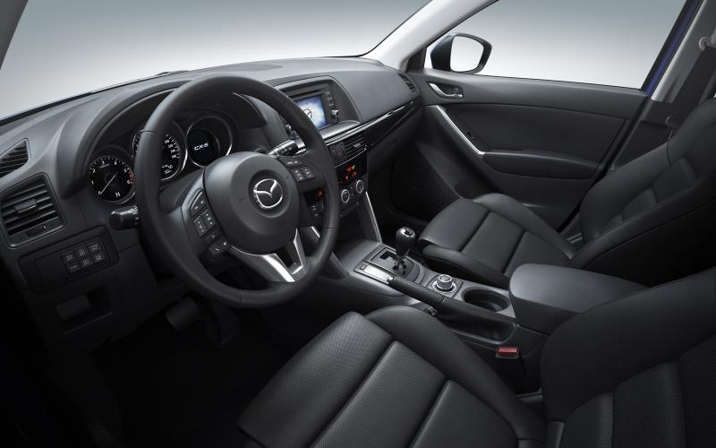 Mazda CX-5 2.2D Skyactiv-D FWD