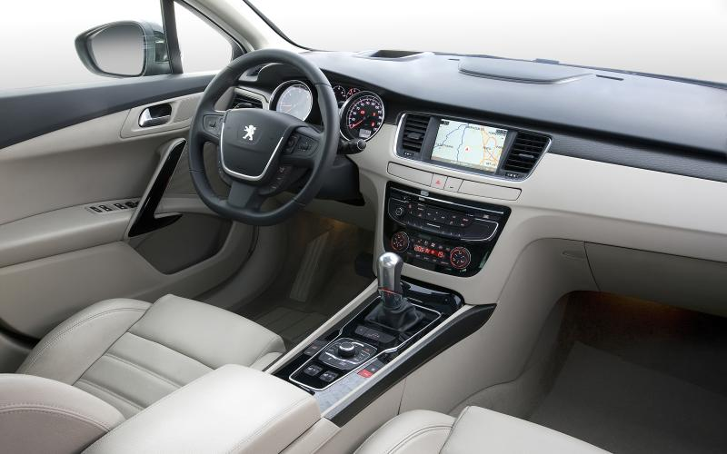 Peugeot 508 1.6 e-HDi Active