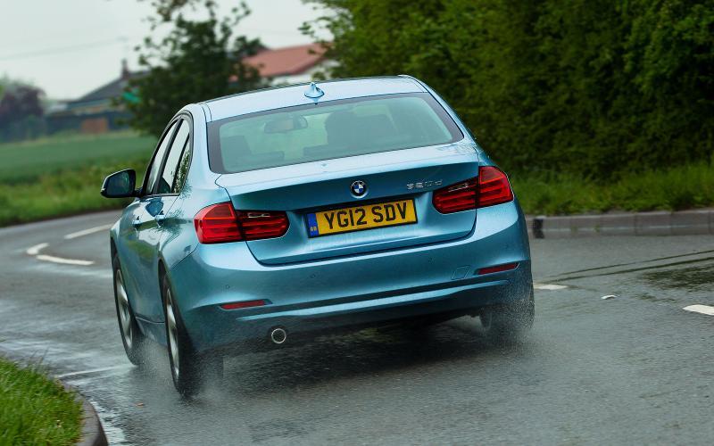 BMW 320d ED