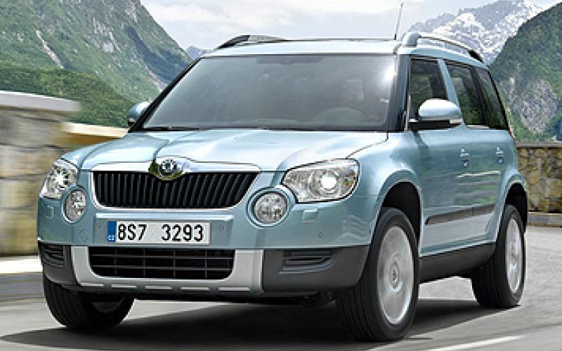 skoda yeti 1 2 tsi dsg autocar. Black Bedroom Furniture Sets. Home Design Ideas