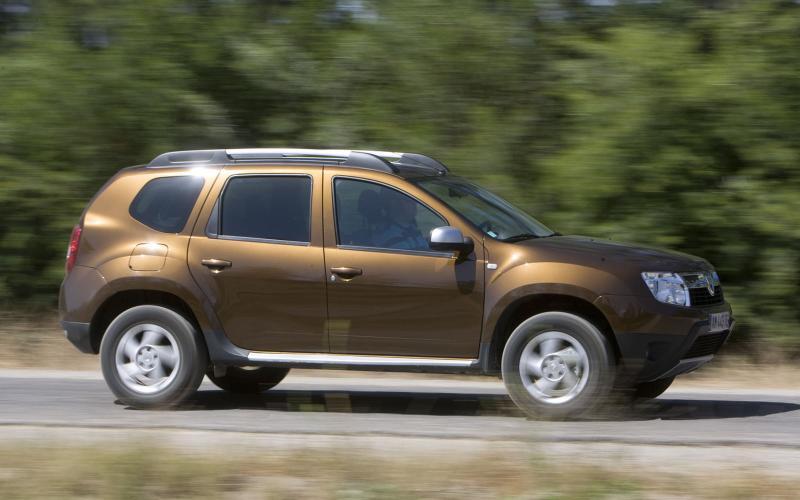 Dacia Duster 1.5 dCi 85 4x2