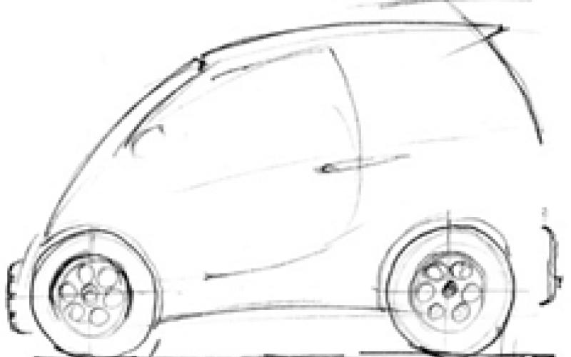 Gordon Murray makes city car