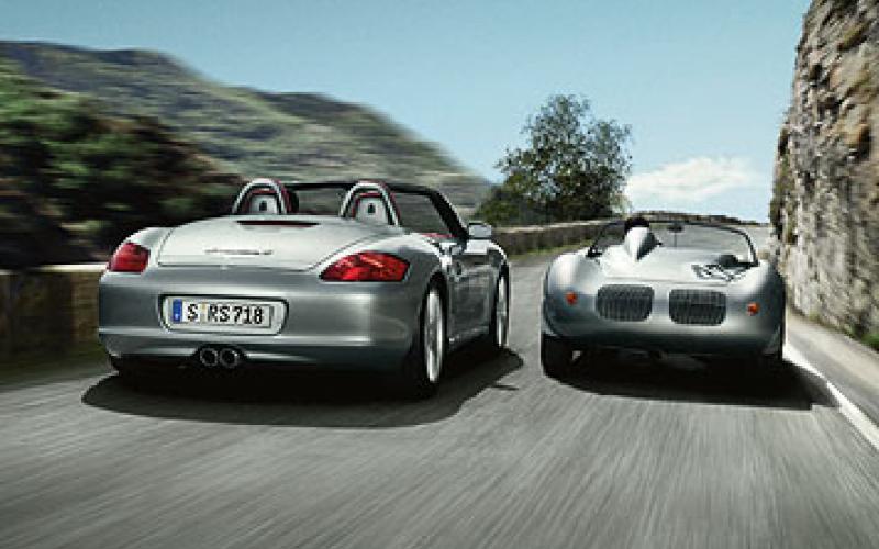 Porsche Boxster RS60