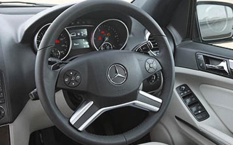 Mercedes ML320 CDI Sport