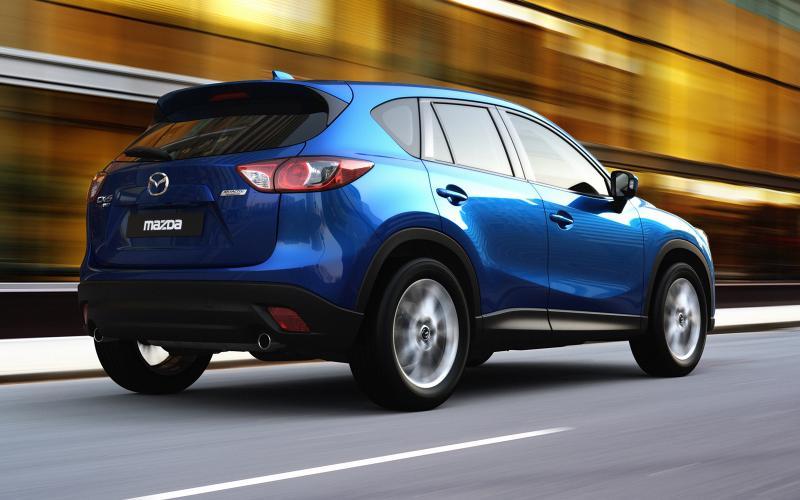 Mazda CX-5 2.0 manual
