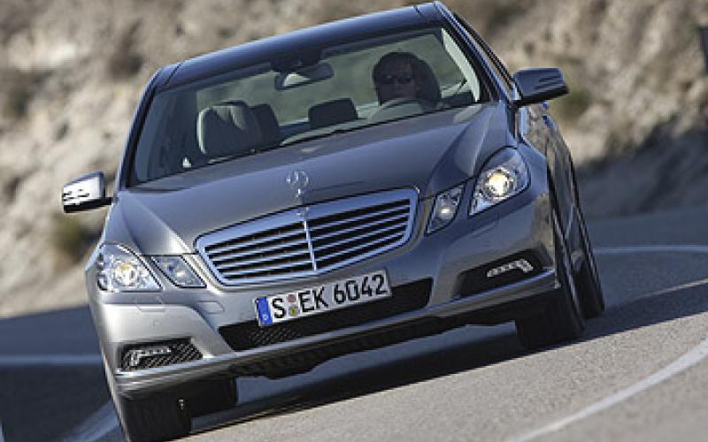 Mercedes E250 CDI BlueEfficiency