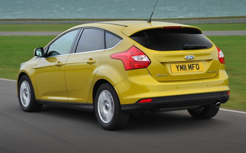 Ford Focus 1.6 Ecoboost Titanium