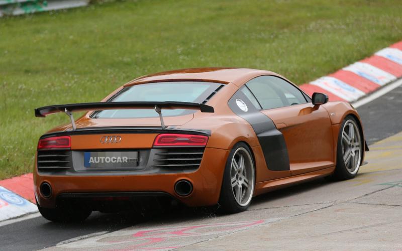 Revised Audi R8 GT set for Le Mans reveal