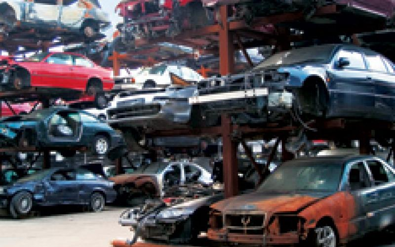 Scrappage shifts 35,000 cars