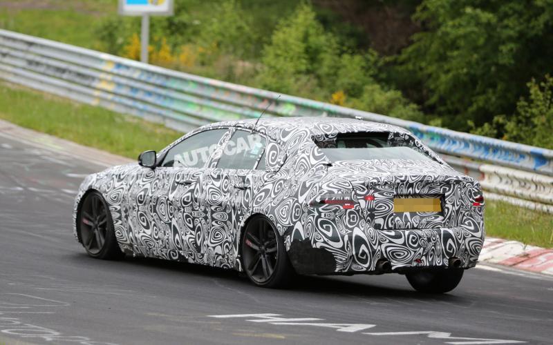 Jaguar XE to launch at Paris motor show in October