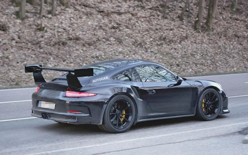 Porsche 911 GT3 RS to get at least 500bhp