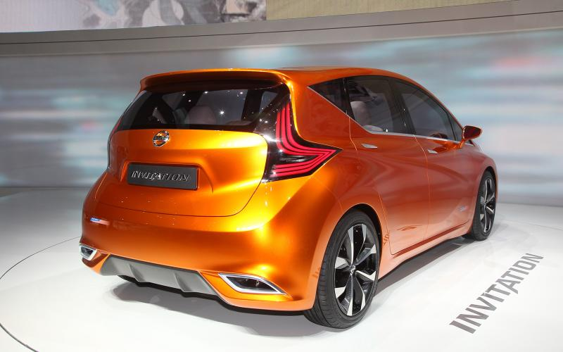 Nissan's new Focus rival announced