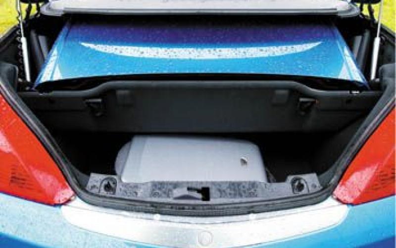 Vauxhall Tigra 1.4i