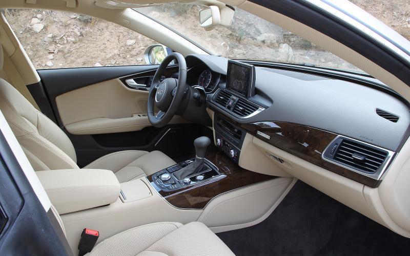 Audi A7 Sportback 3.0 TDI quattro