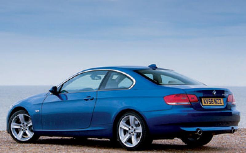 BMW 335d SE coupe