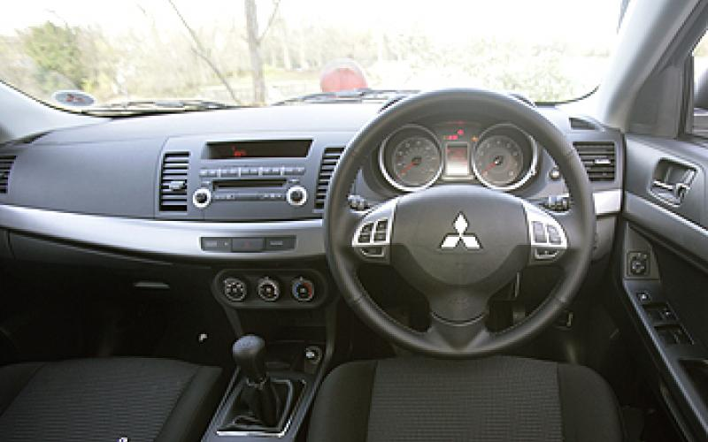 Mitsubishi Lancer Sportback 1.8