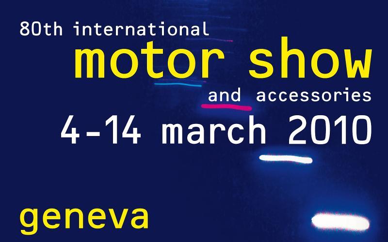 Geneva motor show 2010 preview