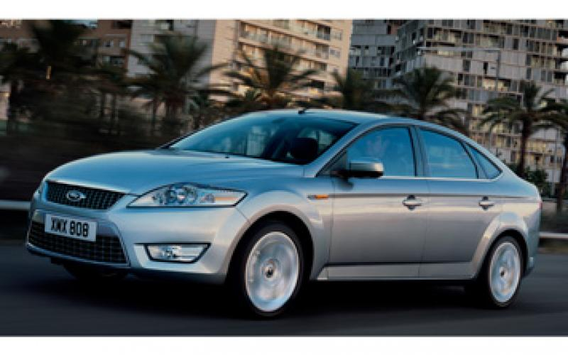 Ford Mondeo 2.5T