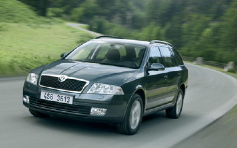 skoda octavia 4x4 1 9 tdi autocar. Black Bedroom Furniture Sets. Home Design Ideas
