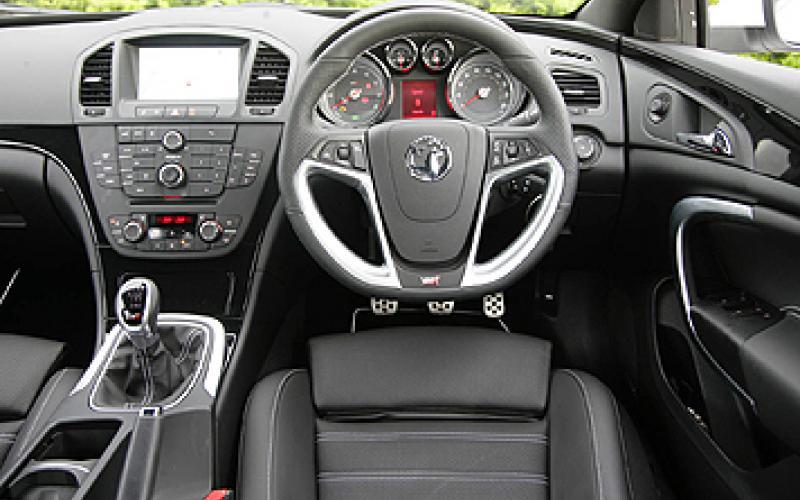 Vauxhall Insignia VXR