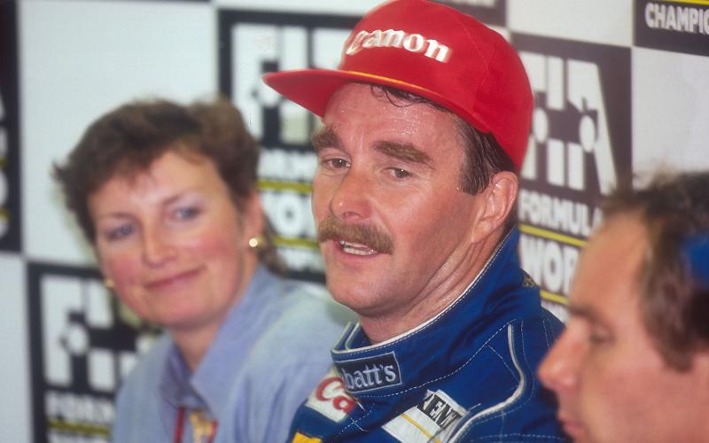 Mansell, the Jumper and Ronin